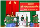 The 4th Corps to attach ideological management to legal propaganda, dissemination and education