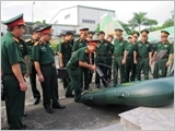 To step up building and developing security and national defence industry in the new situation