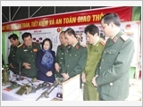 The armed forces of the Military Region 1 take initiatives in improving technical quality