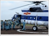 The National Training Center for Air Search and Rescue enhances capabilities to accomplish missions