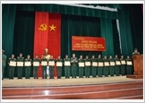 Binh Phuoc province's armed forces' 2-year implementation of the Directive 05 by the Politburo