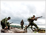 The armed forces of Dong Thap province promote their core role in performing the military and defence work