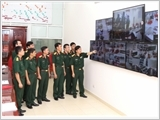 "Military Logistics Academy actively builds the model of ""smart school approaching the 4th industrial revolution"""