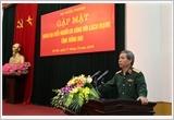 Bộ Quốc phòng gặp mặt Người có công với cách mạng tỉnh Đồng Nai