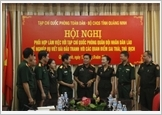 The armed forces of Quang Ninh province fight against hostile, wrong viewpoints