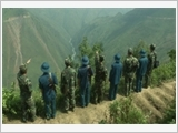 The Provincial Border Guard of Ha Giang closely manages and defends border sovereignty and security