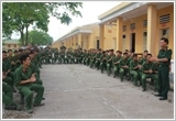 395th Infantry Division's experience in discipline education and management and safety assurance