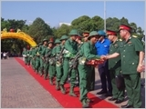 The provincial armed forces of Dak Lak promote their core role in performing the military-defence work