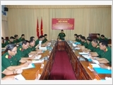 The armed forces of Tra Vinh diversify forms and methods of legal propaganda, dissemination, and education