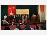 Ban Công đoàn Quốc phòng gặp mặt cán bộ qua các thời kỳ
