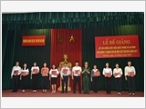 The Military School of Hanoi Capital City Command successfully conducts the work of defence and security education