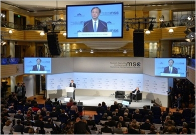 Munich Security Conference 2019 and unresolved security issues