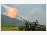 The Anti-aircraft Artillery Regiment 280 focuses on building a comprehensively strong unit