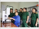 Studying and following Uncle Ho's teachings, the Military Region 1's Technical Branch improves its task performance
