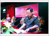 Corps 12 promotes Truong Son Soldiers' tradition in the new period