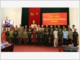 Bộ Quốc phòng gặp mặt Đoàn đại biểu Người có công tỉnh Nghệ An