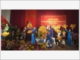 Ha Quang District's Party Organization leads the performance of defence-military mission