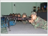 The Infantry Officer College No.1 enhances the effectiveness of modern teaching equipment