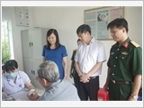 The armed forces of Nam Dinh province well implement the policy for military families
