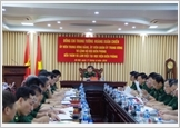 The Border Guard Force grasps and implements the 12th Politburo's Resolution 33 on the National Border Protection Strategy