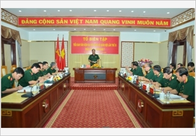 The Military Party Organisation carefully prepares the all-level party congresses in the run-up to the 13th National Party Congress
