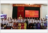 Bộ Quốc phòng gặp mặt Đoàn đại biểu Người có công tỉnh Trà Vinh