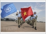 On the organisation and use of our military forces in the United Nations peacekeeping