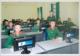 To enhance foreign language training within the Military