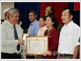 Binh Duong province promotes defence and security education