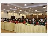 Hội nghị Tập huấn công tác Vì sự tiến bộ của phụ nữ và bình đẳng giới, công tác phụ nữ trong Quân đội