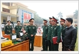 Yen Bai province's building of solid all-people national defence