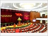 Thông cáo báo chí về ngày làm việc thứ tư của Hội nghị lần thứ 14 Ban Chấp hành Trung ương Đảng khóa XII