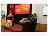 Hội nghị đánh giá kết quả thực hiện Đề án 1237 và Đề án 150 năm 2020