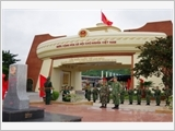 The Provincial Border Guard of Quang Tri enhances the work of border defence diplomacy