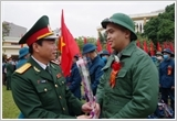 Provincial armed forces of Bac Giang perform their core role in the military-defence work
