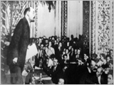 Vladimir Ilyich Lenin's role in the international communist and labour movement