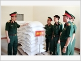 Following Uncle Ho's teachings, the General Department of Logistics heightens a sense of responsibility towards the logistics work