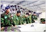 Promoting its revolutionary tradition, Nghe An focuses on making the all-people national defence solid