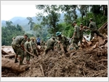 The Military Region 5's armed forces in the vanguard of natural disaster prevention and control