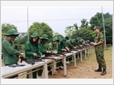 Training linkage at the National Defence and Security Education Centre, Vietnam National University, Hanoi