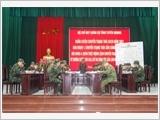 Tuyen Quang builds solid defensive zones