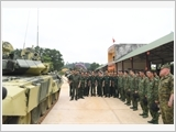Tank-Armoured Corps increases the quality of technical support for its new weapons and equipment
