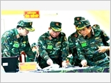 Promoting its heroic tradition, the Capital City of Hanoi focuses on building strong defensive zones