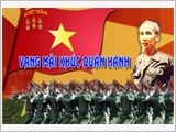 The Vietnam People's Army firmly steps forward under the Resolution of the 13th National Party Congress