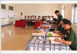 The Engineer Officer School improves the quality of education and training