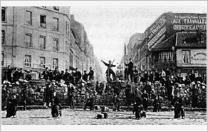 Applying lessons on the Paris Commune's seizure and defence of power to today's Fatherland protection cause