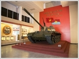 Vietnam Military History Museum - a place to preserve and bring into play Vietnam's Military Culture