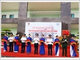 Following Uncle Ho's teachings, the Vietnam Coast Guard's Logistics Branch improves its task performance