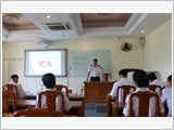 Coast Guard Professional Training Centre improves the quality of political education