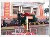 Ngày hội Tòng quân trên quê lúa Thái Bình